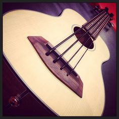 Kala U-Bass bye bye! #ubass #u-Bass #Kala #kalaubass #nylon #bass #microbass #bassline
