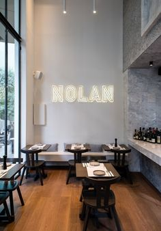 This little all-day conceptual restaurant in the city centre became the talk of the town from the minute its doors opened. Why is that? Keep reading.