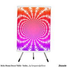 30% OFF Boho Home Decor Table - Bedside  Lamps. Feel Good Fashion & Living® by Marijke Verkerk Design www.marijkeverkerkdesign.nl