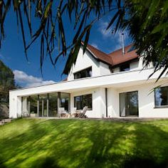 Casas modernas por Seymour-Smith Architects