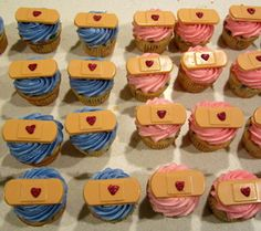 Doc McStuffins Birthday cupcakes - Mt Lookout Sweets