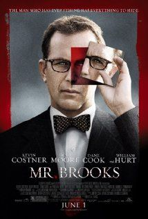Mr. Brooks (2007)  Good acting and a surprising story line you are surprised from the beginning to the end!