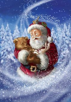 father christmas - Compare Price Before You Buy Old Fashioned Christmas, Christmas Scenes, Father Christmas, Santa Christmas, Christmas Pictures, Christmas Greetings, Winter Christmas, Christmas Time, Christmas Crafts