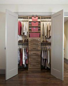 Ideal kleiderschrank ideen ordnung im kleiderschrank