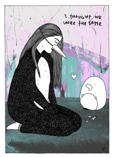 Pena The Unholy - Comics - Cute Penguins - Dark Art Illustrations - Horror - Dark Humor Dark Art Illustrations, Illustration Art, Cute Penguins, Comic Art, Disney Characters, Fictional Characters, Horror, Drama, Snoopy