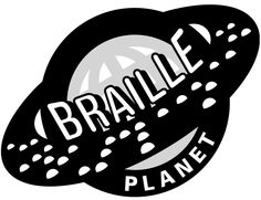 #WSD2016 Braille Planet, the DBT Logo for Duxbury braille translator for blind musicians.  via @NeoPteridoMania