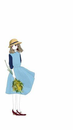 Nhóc lùn. Stock Design, Lovely Girl Image, Artsy Photos, Illustration Girl, Anime Art Girl, Art Sketchbook, Girl Cartoon, Aesthetic Anime, Cute Drawings