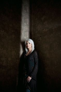 Emmylou Harris photographed in Nashville on March 31, 2011.    Photo by David McClister