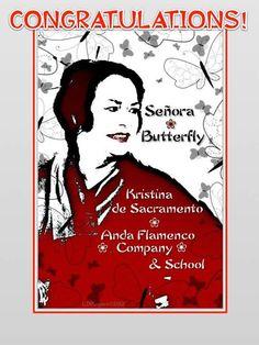 Minneapolis Flamenco Dance Blog :: Anda Flamenco Company & School, Kristina de Sacramento, Artistic Director, Flamenco