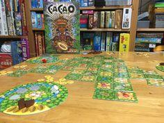Fun 4 Kids親子桌遊遊樂園: 《Fun 4 Kids親子桌遊~桌遊介紹~可可亞CACAO》