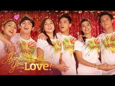 """Here is the video of the recording of the 2015 ABS-CBN Christmas Station ID, """"Thank You for the Love!"""" sang by the three best Kapamilya love teams: JaDine (James Reid and Nadine Lustre), KathNiel (Kathryn Bernardo and Daniel Padilla), and LizQuen (Liza Soberano and Enrique Gil). One of my best Christmas Station IDs ever. #JaDine #KathNiel #LizQuen #ABSCBNChristmasStationID #ThankYoufortheLove"""