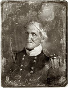 Conrad Heyer (1749-1856) was a Revolutionary War veteran thought to be the earliest-born person to be photographed. He served under George Washington