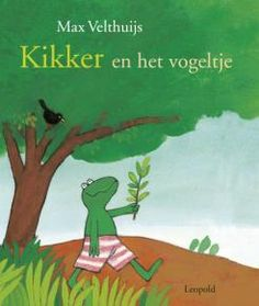 Kikker frog by max velthuijs Brochures, Great Books, Grinch, Children, Kids, Books To Read, Religion, School, My Love