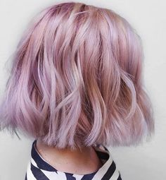 By artist pastel roses, pastel pink hair, hair color pink, pale Dye My Hair, New Hair, Pulp Riot Hair Color, Pretty Hairstyles, Pink Hairstyles, Scene Hairstyles, Latest Hairstyles, Mid Length Hairstyles, Female Hairstyles