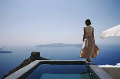 Santorini, Greece by WHITE fashion photographer www.whitefashionphotographer.com #wedding #santorini #bridal #photographer #Couplegoals #destination #travel