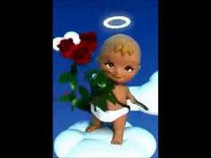 Baby Cupid  Happy Valentinesday Want To Be Loved, Live Laugh Love, Cupid, Happy Valentines Day, Tinkerbell, Youtube, Disney Characters, Fictional Characters, Disney Princess