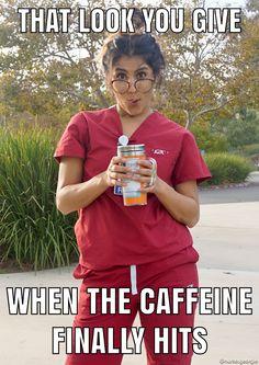 @nurse.georgie Icu Nurse Humor, Rn Humor, Nurse Jokes, Sarcasm Humor, Life Humor, Nursing Tips, Nursing Memes, Nursing Career, Nursing Schools