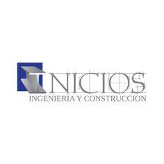logotipo empresa de Ingeniería y Construcción Inicios