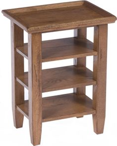 Attic Heirlooms Accessory Table   This traditional accessory table from the Attic Heirlooms collection has a simple yet functional design perfect for almost any home. It's crafted with natural wood characteristics and features your choice of Natural Oak or Rustic Oak stain.