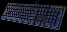 SteelSeries Apex M500, clavier mécanique pour l'eSport - SteelSeries Apex M500, un clavier mécanique pensé pour la compétition, équipé de switches Cherry MX Red et du logiciel de personnalisation SteelSeries Engine. Disponible pour 119,99 €.