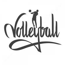Sport Silhouette Volleyball