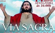 Municípios do Sul do estado vão receber espetáculo da 'Paixão de Cristo'