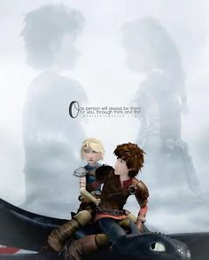 I love Hiccstrid so much I love how they're always there for each other no matter what especially in the ep Blindesided Hiccup never left Astrid some guys would never go to a girl if she was blind deaf or even ugly( in their eyes) but Hiccup loves her for her he would never leave her if she was blind for the rest of her life I wish people could be more like Hiccup and Astrid they love each other no matter what they wouldn't leave each other for one little thing- Ski the Night Fury