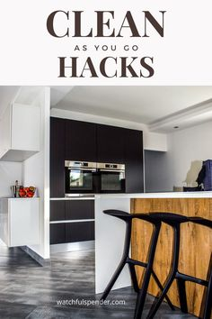 Easy cleaning hacks EVERYONE should know! #cleaninghacks #hacks #cleaning #cleaningtips