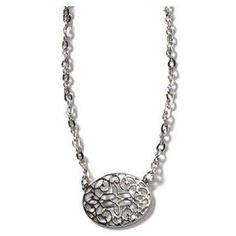 The Silver Tapestry Necklace - a classic piece with limitless possibilities.