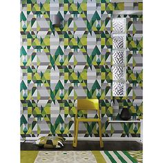 Buy Scion Axis Paste the Wall Wallpaper Online at johnlewis.com