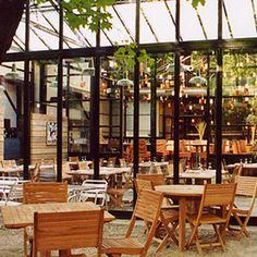 Paris 14e - L'Entrepot - 7 Rue Francis de Pressensé - Super terrasse !
