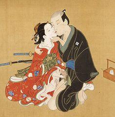 「春宵秘戯図」 西川祐信筆 Japanese Painting, Japanese Art, Japanese Prints, Spring Pictures, Art Japonais, Print Format, Woodblock Print, Erotic Art, Traditional Art