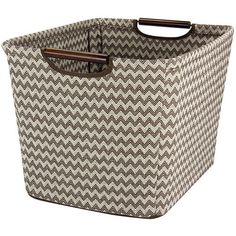 Buy Household Essentials® Medium Tapered Storage Bin  today at jcpenney.com. You deserve great deals and we've got them at jcp!