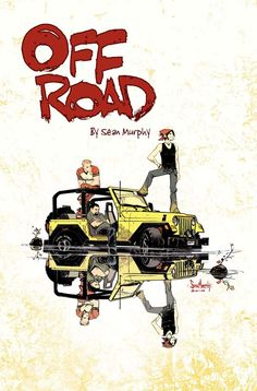 Off Road cover by Sean Murphy