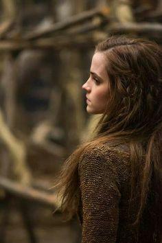 Emma as Ila in 'Noah' (2014) - #EmmaWatson #Noah