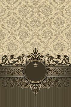 Logotipo in 2019 Love Wallpaper, Textured Wallpaper, Pattern Wallpaper, Wallpaper Backgrounds, Wallpapers, Invitation Background, Invitation Card Design, Background Design Vector, Background Patterns