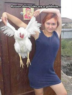 Dating Is More Interesting In Russia