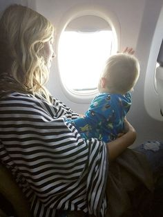 7 Tips For Traveling With A Baby