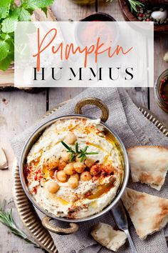 Whip up this delicious pumpkin snack and bring some color to any holiday get-together. Plus, pumpkin is rich in many crucial nutrients like vitamin C, fiber, and beta-carotene. #USANA #HealthyRecipes #PumpkinRecipes #EverythingPumpkin #PumpkinHummus #HummusRecipe #HolidaySnacks #HolidayParty #HealthyHabits #SeasonalTreats #ChristmasParty #PartyFood #HealthyLiving #HealthyLifestyle #HealthyFamily