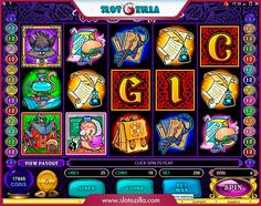 Magic Spell free #slot_machine #game presented by www.Slotozilla.com - World's biggest source of #free_slots where you can play slots for fun, free of charge, instantly online (no download or registration required) . So, spin some reels at Slotozilla! Magic Spell slots direct link: http://www.slotozilla.com/free-slots/magic-spell