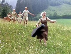 My first and favorite movie. Ever. I wanted to be Julie Andrews. :D
