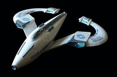 NSEA Protector Galaxy Quest Spacecraft Model Replica Small Free Shipping