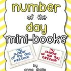 Get your students' Number Sense Skills SHARP with these Number of the Day Mini-Books.  I have been using the Number of the Day in my 2nd grade clas...