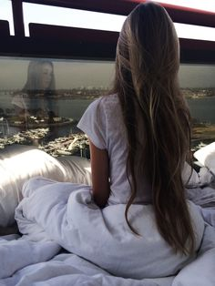 Waking with a view❇