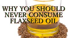 Linseed oil as the cure for health-People always considered flax for the oldest herbs on Earth. Because contains curative properties people use for health.
