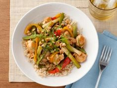 Sweet and Sour Chicken Recipe : Food Network Kitchen : Food Network