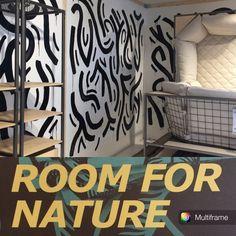 #ikeafestival Milaan 2017. Verf je eigen ontwerp op de muur, bij voorkeur met een natuurlijke verf.