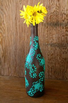 22 #Super Cool Wine #Bottle Crafts That Aren't That Hard to Make ...