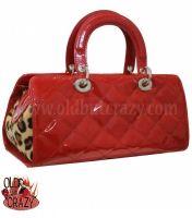 Sac Rouge Leopard
