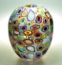 Murrine Glass Art - Arcobaleni Pod